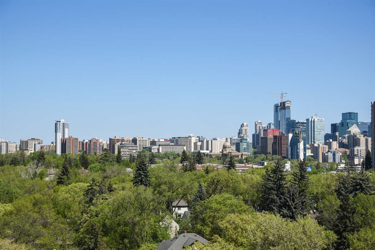 Main Photo: 1003 11007 83 Avenue in Edmonton: Zone 15 Condo for sale : MLS®# E4134129