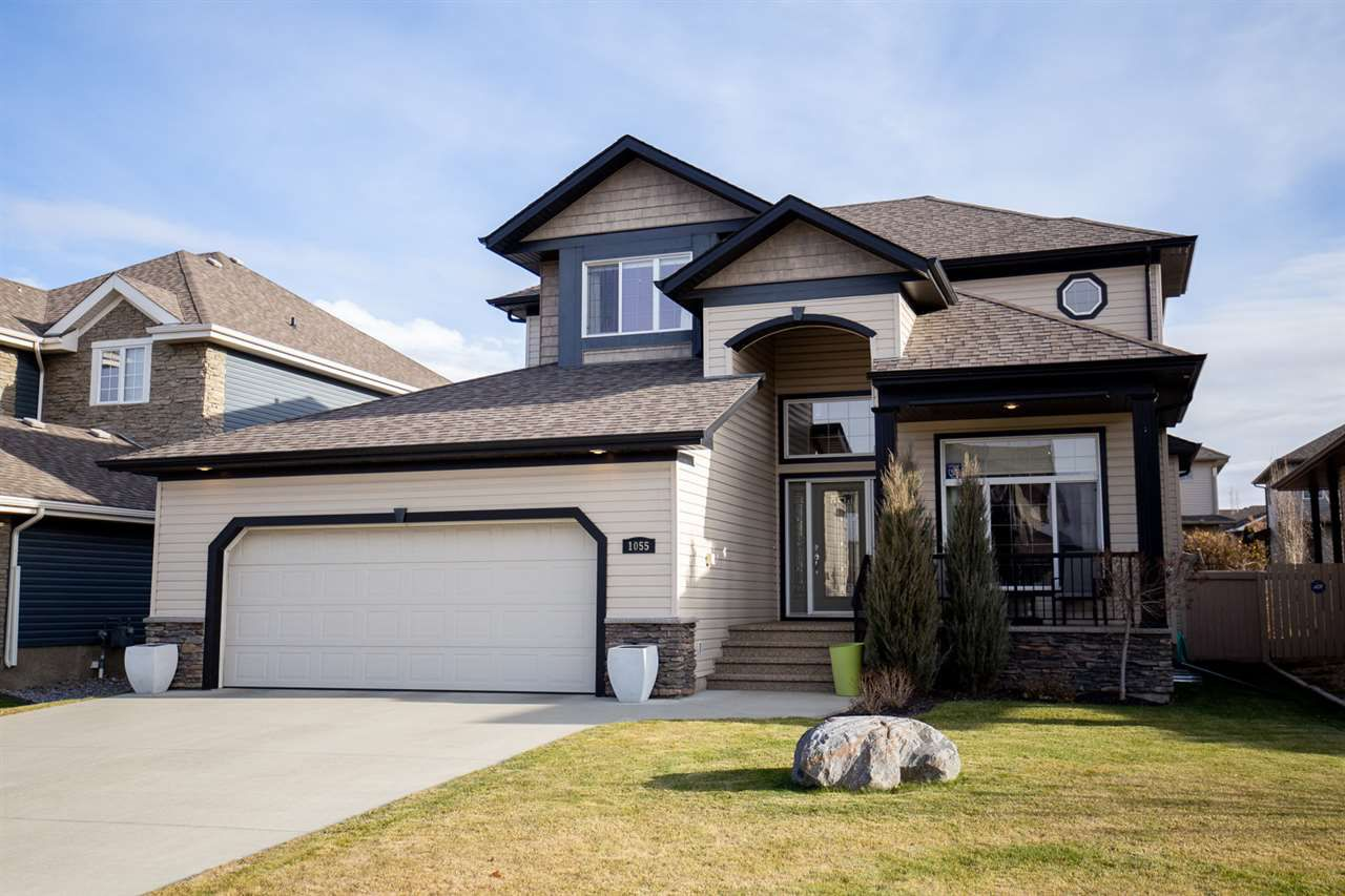 Main Photo: 1055 Summerwood Estates Road: Sherwood Park House for sale : MLS®# E4134668