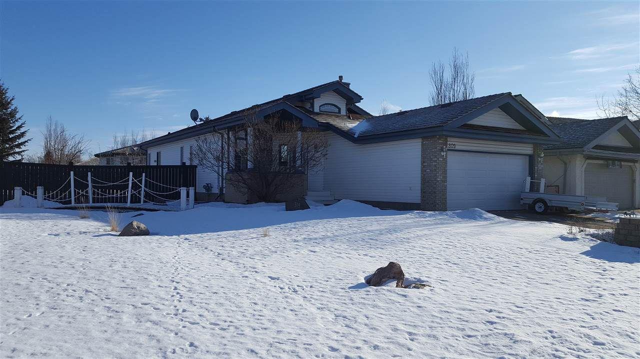 Main Photo: 809 BLACKLOCK Way SW in Edmonton: Zone 55 House for sale : MLS®# E4142298