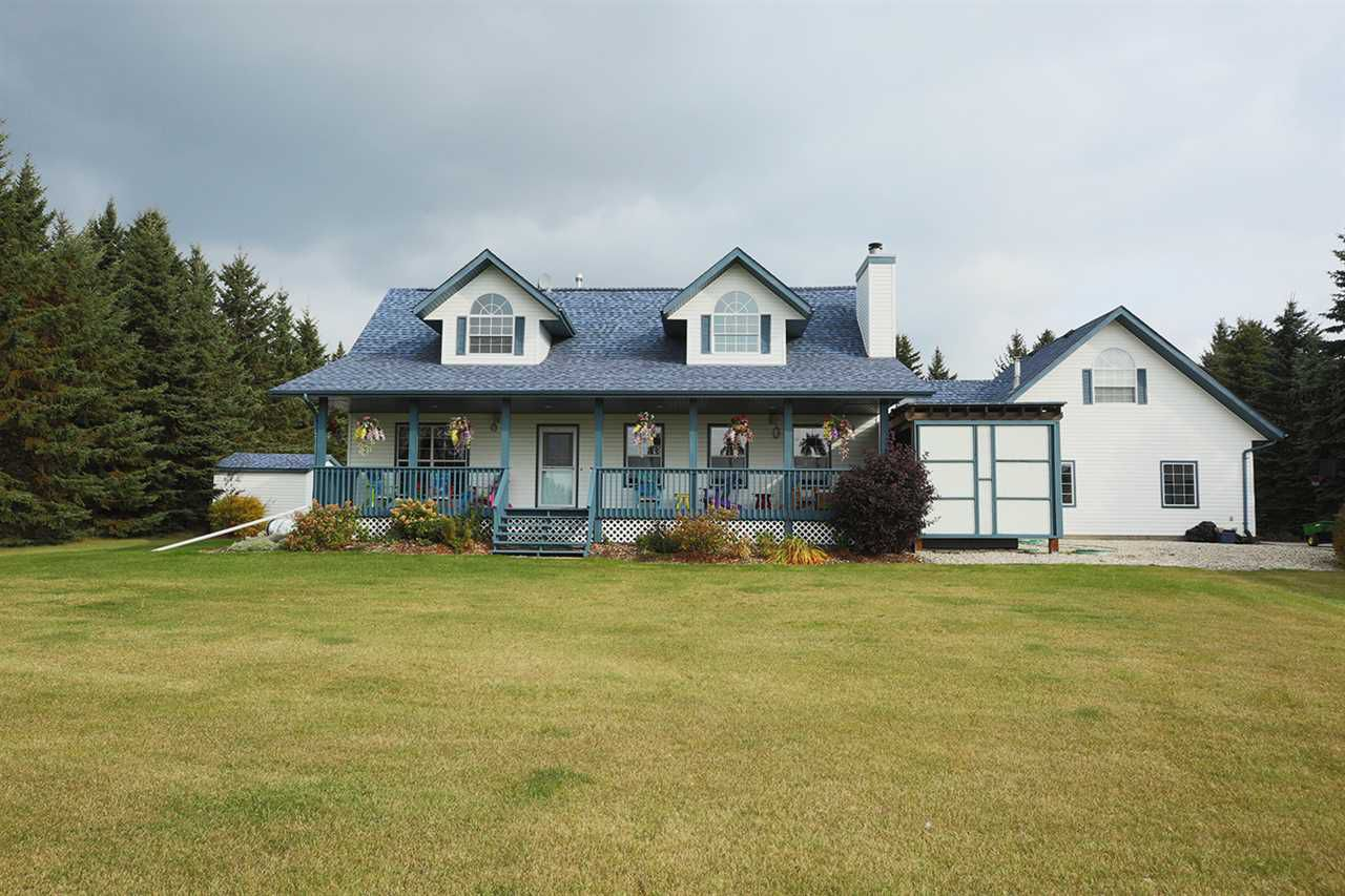 Main Photo: 22345 TWP RD 522: Rural Strathcona County House for sale : MLS®# E4146410