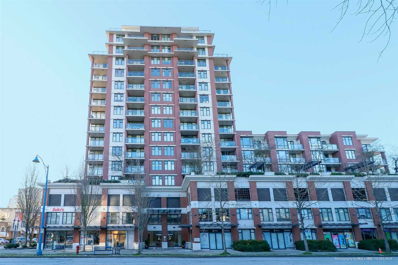 Main Photo: 710 5933 COONEY Road in Richmond: Brighouse Condo for sale : MLS®# R2349857