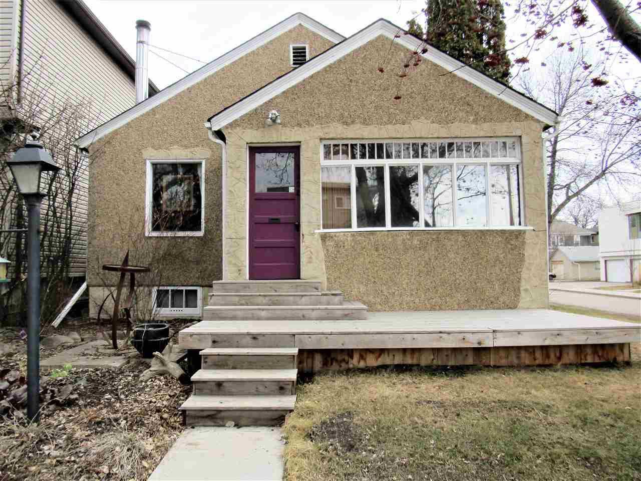 Main Photo: 9802 83 Avenue in Edmonton: Zone 15 House for sale : MLS®# E4152478