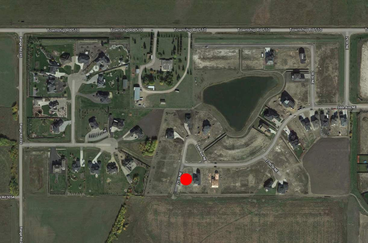 Main Photo: 2503 59 Avenue NE: Rural Leduc County Rural Land/Vacant Lot for sale : MLS®# E4161168
