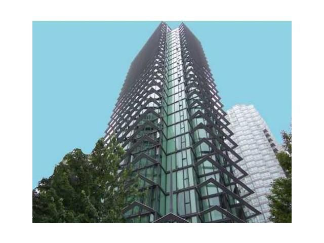 """Main Photo: 2201 1331 W GEORGIA Street in Vancouver: Coal Harbour Condo for sale in """"THE POINTE"""" (Vancouver West)  : MLS®# V888819"""