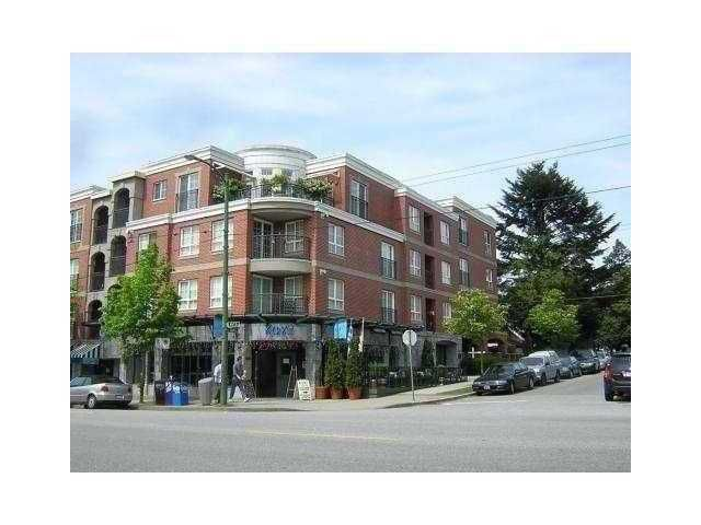 Main Photo: 302 1989 Dunbar Street in Vancouver: Kitsilano Condo for sale : MLS®# V932054