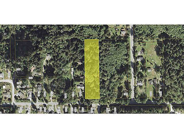 Main Photo: BLOCK O CHASTER ROAD in Gibsons: Gibsons & Area Home for sale (Sunshine Coast)  : MLS®# V1135980