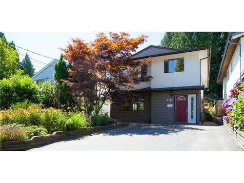 Main Photo: 3191 FROMME Road in North Vancouver: Lynn Valley Home for sale ()  : MLS®# V1019657