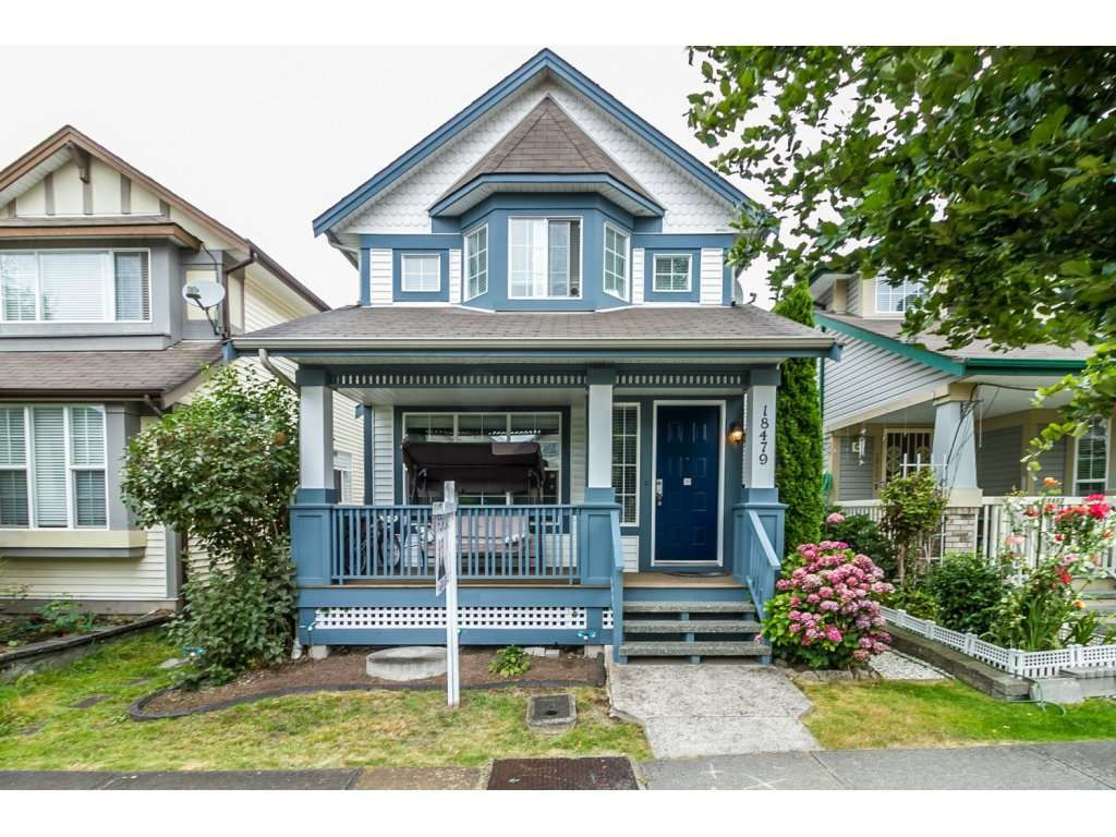 """Main Photo: 18479 66A Avenue in Surrey: Cloverdale BC House for sale in """"Heartland"""" (Cloverdale)  : MLS®# R2095726"""
