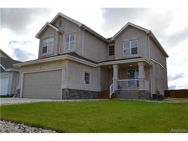 Main Photo: 514 Kirkbridge Drive in Winnipeg: South Pointe Residential for sale (1R)  : MLS®# 1629314