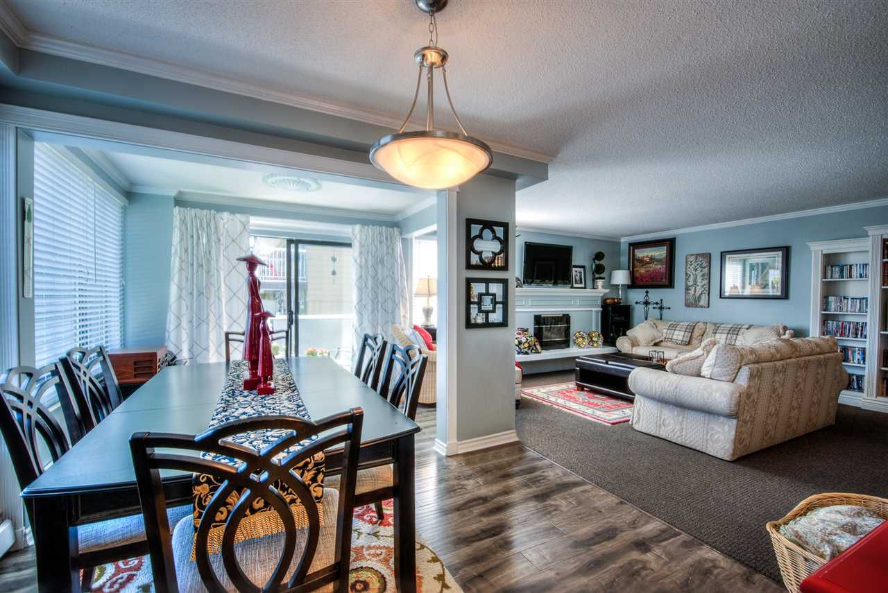"Main Photo: 201 1331 FOSTER Street: White Rock Condo for sale in ""Kent Mayfair"" (South Surrey White Rock)  : MLS®# R2169707"