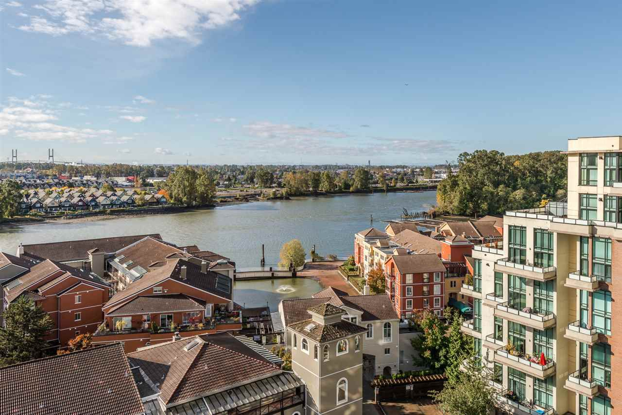 "Main Photo: 1306 1 RENAISSANCE Square in New Westminster: Quay Condo for sale in ""THE Q"" : MLS®# R2215317"