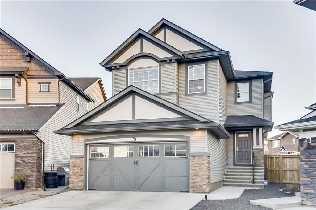 Main Photo: 79 SAGE BERRY PL NW in Calgary: Sage Hill House for sale : MLS®# C4142954