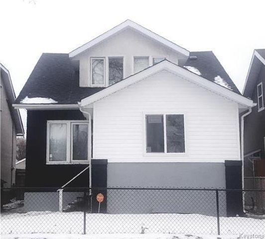 Main Photo: 860 Manitoba Avenue in Winnipeg: Residential for sale (4B)  : MLS®# 1730725