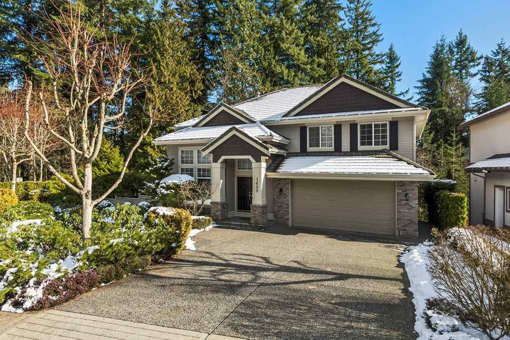 Main Photo: 1689 MALLARD COURT in Coquitlam: Westwood Plateau House for sale : MLS®# R2242546