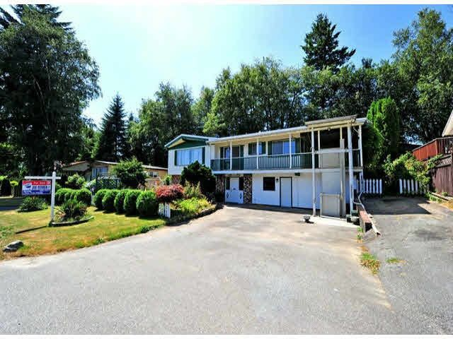 Main Photo: 2307 CASCADE Street in Abbotsford: Abbotsford West House for sale : MLS®# R2284247