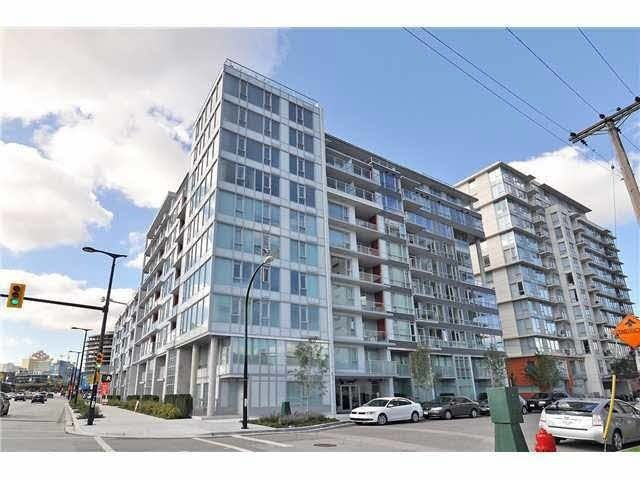 "Main Photo: 710 1887 CROWE Street in Vancouver: False Creek Condo for sale in ""Pinnacle at False Creek"" (Vancouver West)  : MLS®# R2311044"