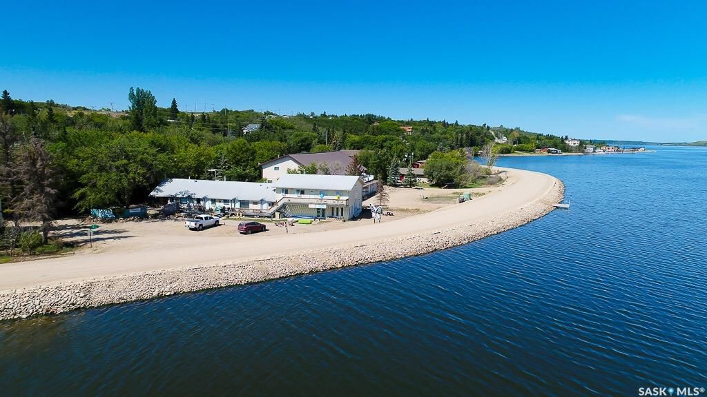 Main Photo: 414 Lake Avenue in Manitou Beach: Commercial for sale : MLS®# SK754628