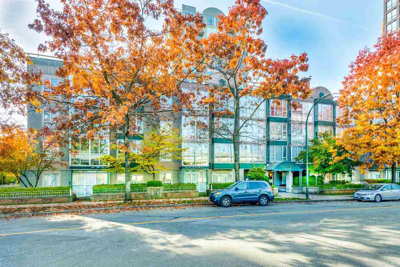 """Main Photo: 407 3488 VANNESS Avenue in Vancouver: Collingwood VE Condo for sale in """"Alexander Court"""" (Vancouver East)  : MLS®# R2337499"""
