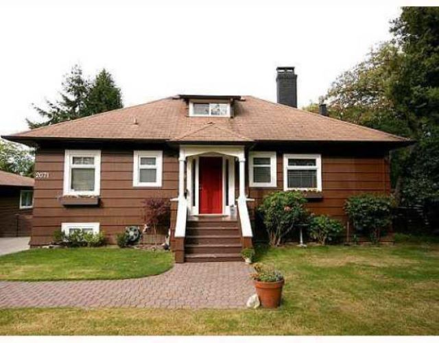 Main Photo: 2071 DUTHIE Avenue in Burnaby: Montecito House for sale (Burnaby North)  : MLS®# R2343250