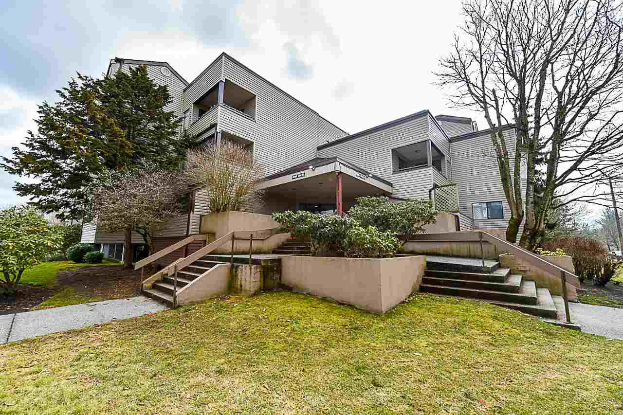 """Main Photo: 210 5294 204 Street in Langley: Langley City Condo for sale in """"WATER'S EDGE"""" : MLS®# R2348911"""
