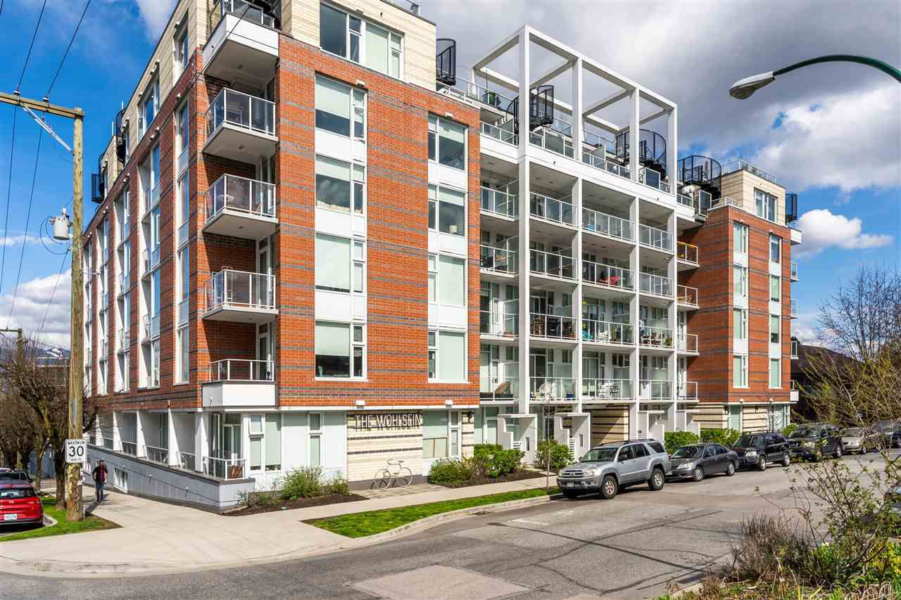 Main Photo: 321 311 E 6TH Avenue in Vancouver: Mount Pleasant VE Condo for sale (Vancouver East)  : MLS®# R2358999
