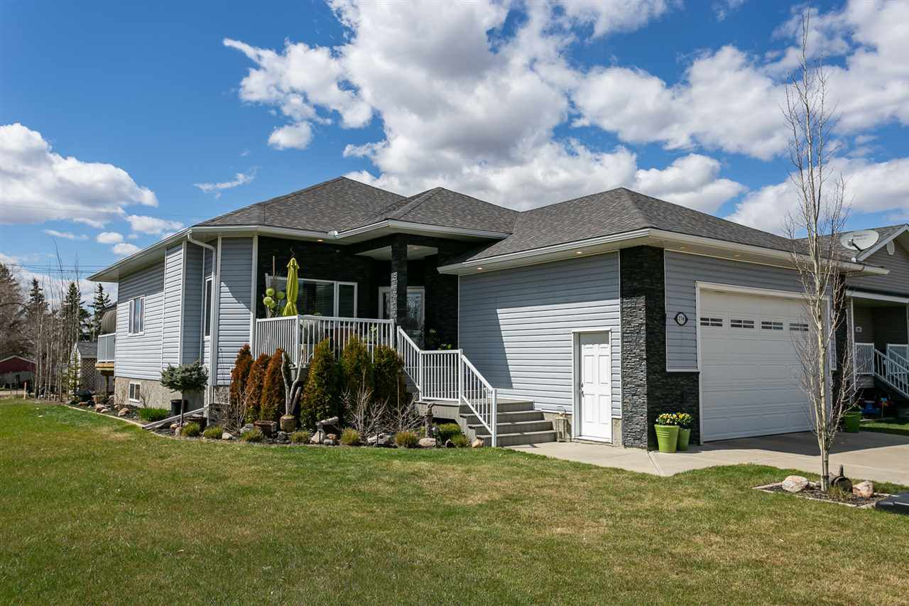 Main Photo: 214 26500 HWY 44: Riviere Qui Barre House for sale : MLS®# E4156662
