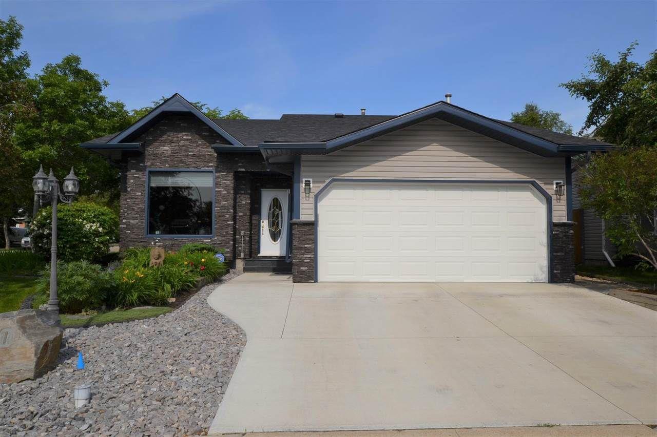 Main Photo: 40 LANGHOLM Drive E: St. Albert House for sale : MLS®# E4164458
