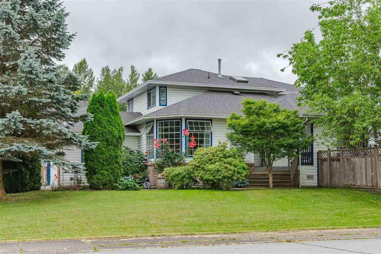 Main Photo: 12245 AURORA Street in Maple Ridge: East Central House for sale : MLS®# R2386141