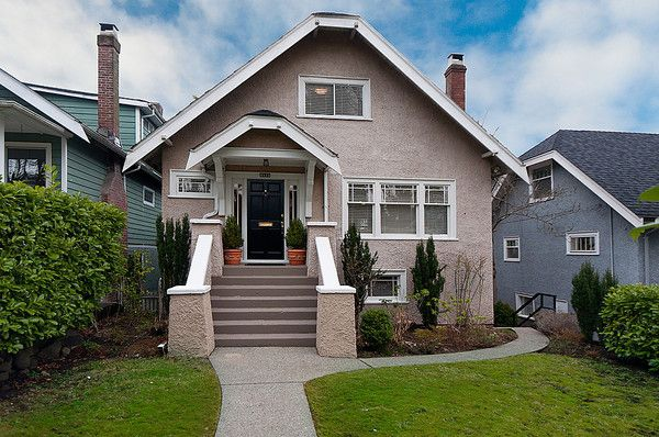 Main Photo: 4153 W 14TH Avenue in Vancouver: Point Grey House for sale (Vancouver West)  : MLS®# V869966