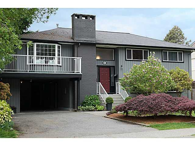 Main Photo: 2963 BUSHNELL PL in North Vancouver: Westlynn Terrace House for sale : MLS®# V1008286