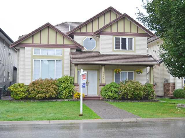 "Main Photo: 2718 LURIO Crescent in Port Coquitlam: Riverwood House for sale in ""RIVERWOOD"" : MLS®# V1085200"