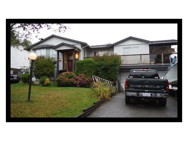 "Main Photo: 12375 GRAY Street in Maple Ridge: West Central House for sale in ""WEST MAPLE RIDGE"" : MLS®# V1087164"