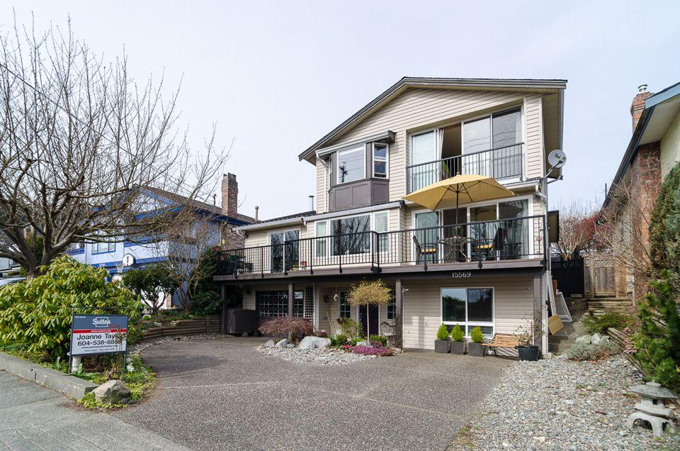 Main Photo: 15569 BUENA VISTA Avenue: White Rock House for sale (South Surrey White Rock)  : MLS®# F1434546