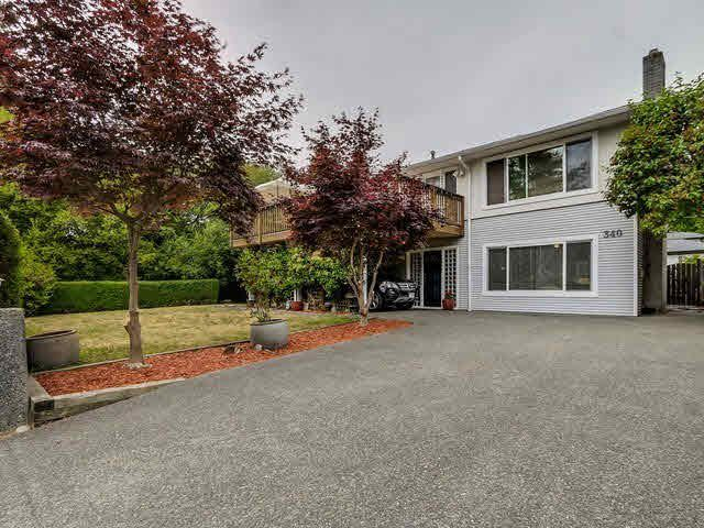 "Main Photo: 340 E 23RD Street in North Vancouver: Central Lonsdale House for sale in ""CENTRAL LONSDALE/GRAND BLVD"" : MLS®# V1143583"