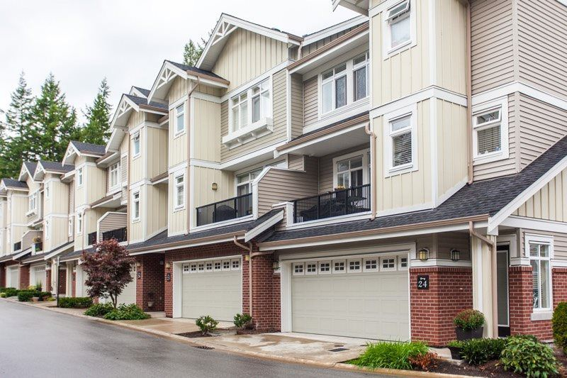 "Main Photo: 24 2925 KING GEORGE Boulevard in Surrey: Elgin Chantrell Townhouse for sale in ""KEYSTONE"" (South Surrey White Rock)  : MLS®# R2001121"