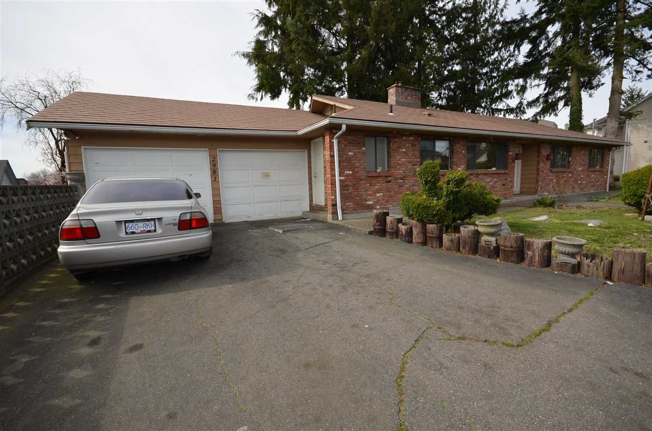 Main Photo: 2981 TOWNLINE Road in Abbotsford: Abbotsford West House for sale : MLS®# R2048001