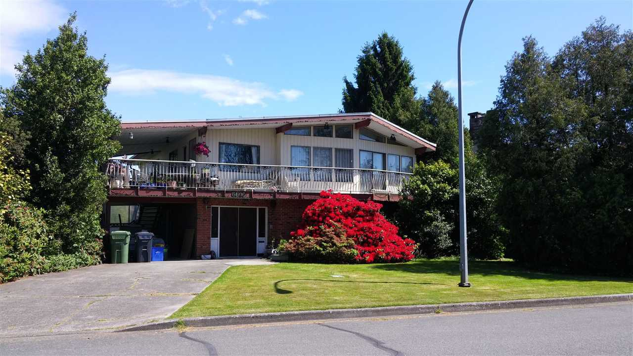 Main Photo: 6600 GAINSBOROUGH Drive in Richmond: Woodwards House for sale : MLS®# R2074914