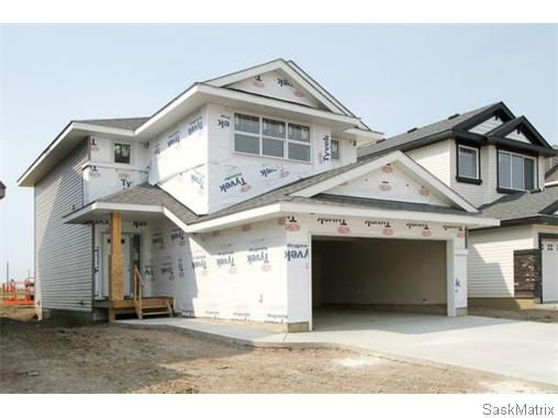 Main Photo: 414 Secord Way in Saskatoon: Brighton Single Family Dwelling for sale (Saskatoon Area 01)  : MLS®# 580031