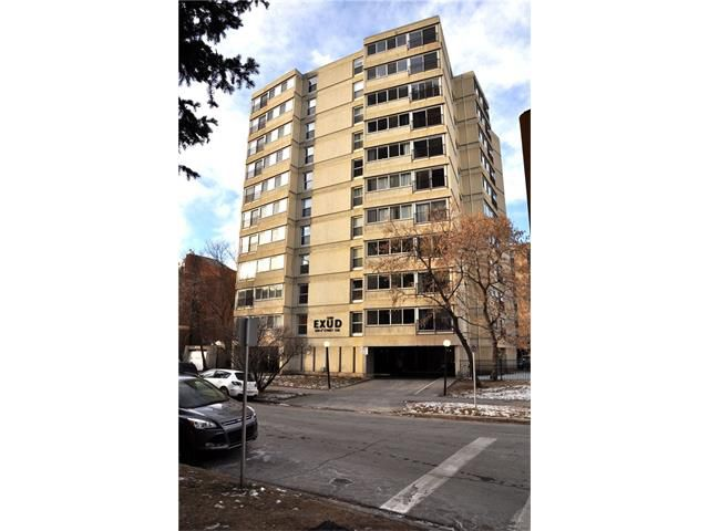 Main Photo: 305 1209 6 Street SW in Calgary: Beltline Condo for sale : MLS®# C4092444