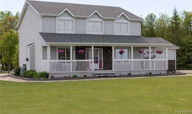 Main Photo: 1240 26 Highway: St Francois Xavier Residential for sale (R11)  : MLS®# 1714075