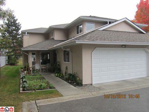 Main Photo: 141 15501 89A Ave in Surrey: Home for sale : MLS®# F1302012