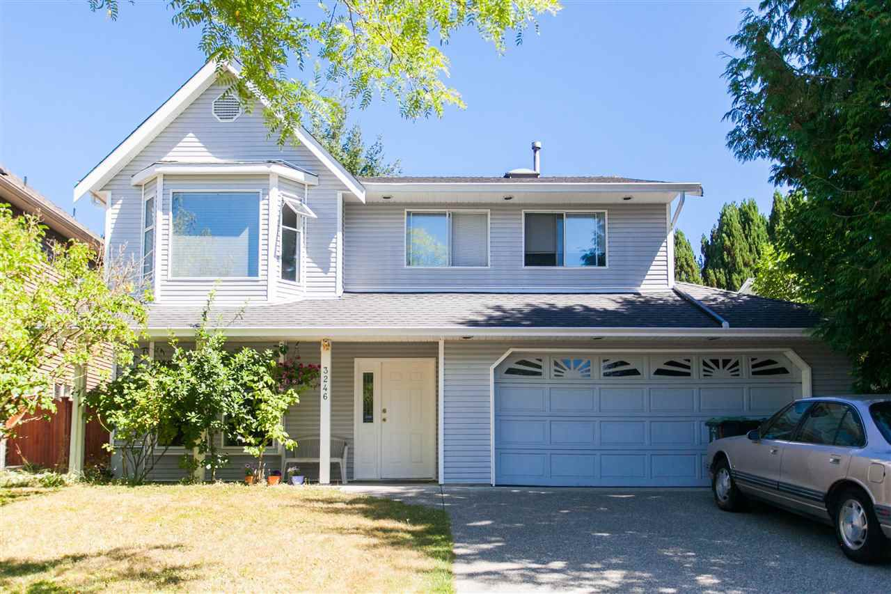 Main Photo: 3246 272B Street in Langley: Aldergrove Langley House for sale : MLS®# R2190471