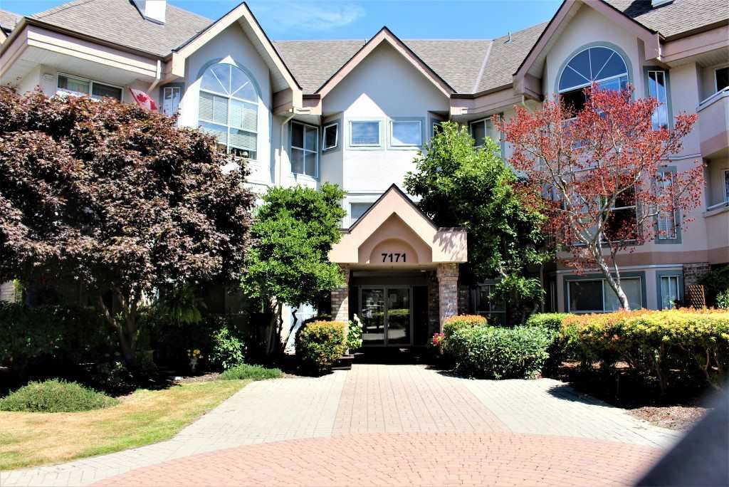 """Main Photo: 113 7171 121 Street in Surrey: West Newton Condo for sale in """"Highlands"""" : MLS®# R2226614"""