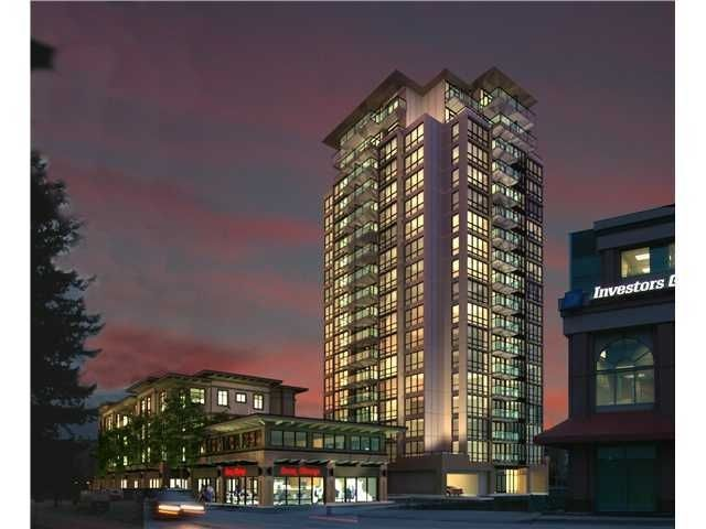 "Main Photo: 1605 2959 GLEN Drive in Coquitlam: North Coquitlam Condo for sale in ""PARC"" : MLS®# R2232127"