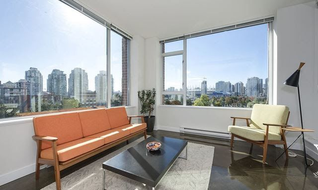 Main Photo: 702 221 Union Street in Vancouver: Mount Pleasant VE Condo for sale (Vancouver East)  : MLS®# R2115561