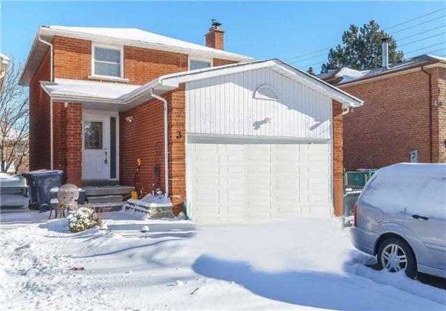 Main Photo: 3 Shenstone Avenue in Brampton: Heart Lake West House (2-Storey) for sale : MLS®# W4032870