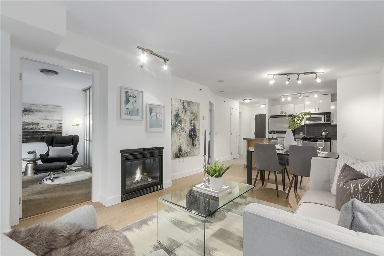 """Main Photo: 104 175 W 1ST Street in North Vancouver: Lower Lonsdale Condo for sale in """"TIME"""" : MLS®# R2236542"""