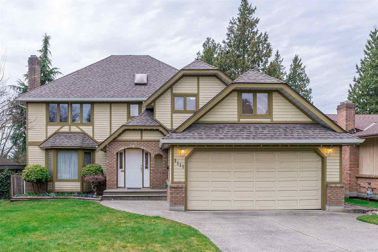 Main Photo: 9115 HARDY Road in Delta: Annieville House for sale (N. Delta)  : MLS®# R2248360