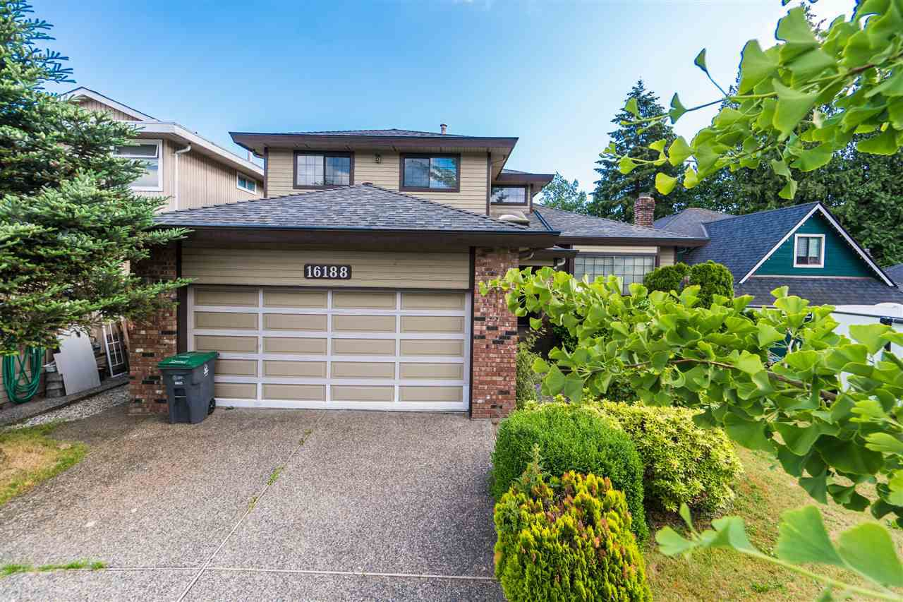 """Main Photo: 16188 GLENBROOK Place in Surrey: Fraser Heights House for sale in """"Fraser Heights"""" (North Surrey)  : MLS®# R2283234"""