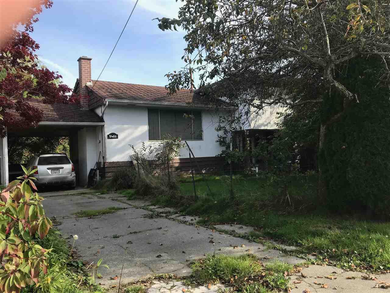 """Main Photo: 9460 DESMOND Road in Richmond: Seafair House for sale in """"SEAFAIR"""" : MLS®# R2316926"""